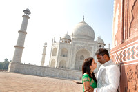 Love at TAJ