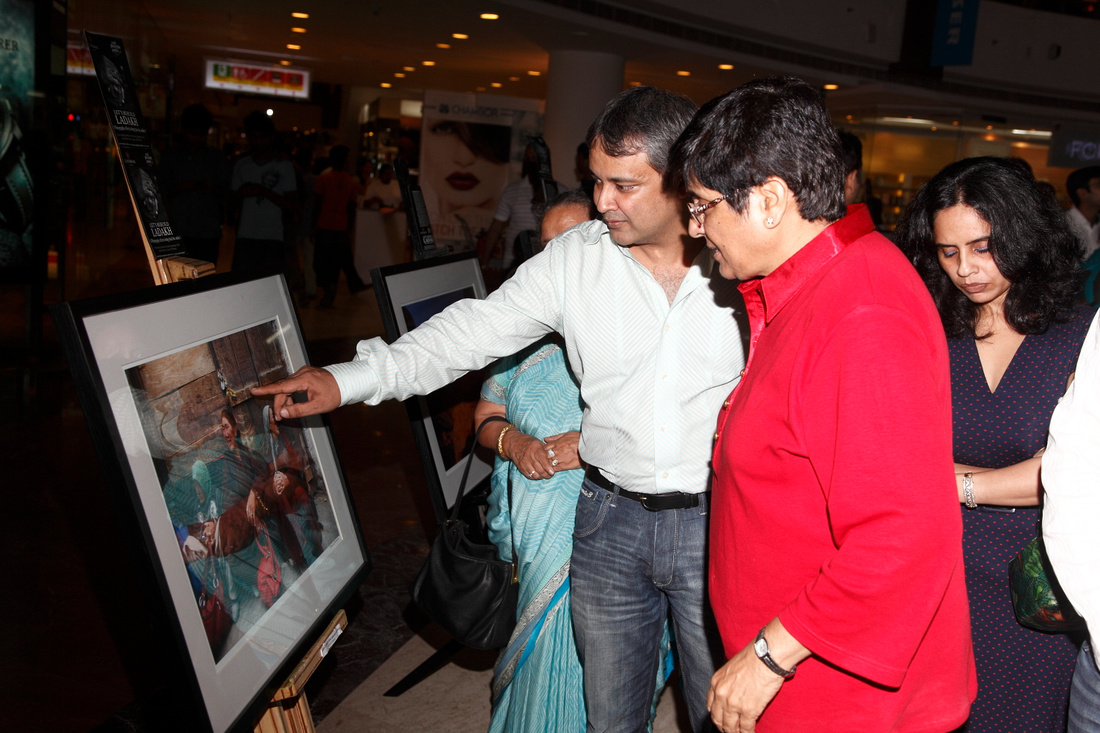 Munish Khanna's Photography exhibitions